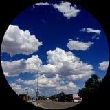 Bello sky& x27; s immagini stock libere da diritti