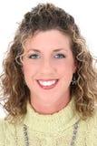 Bello sorridere professionale della donna di affari Fotografie Stock Libere da Diritti