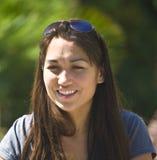 Bello sorriso Fotografia Stock Libera da Diritti