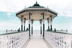 Bello supporto conico a Brighton Immagini Stock