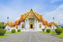 Bello tempiale tailandese Immagini Stock Libere da Diritti