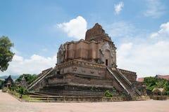 Bello tempiale tailandese Fotografia Stock