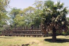 Bello tempio antico di hinduist Immagini Stock Libere da Diritti