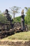 Bello tempio antico di hinduist Fotografia Stock Libera da Diritti