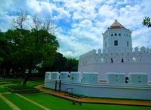 Bello tempio di Bangkok Immagine Stock Libera da Diritti