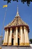 Bello tempio nella provincia di Uthaithani Immagini Stock Libere da Diritti