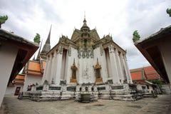 Bello tempio tailandese Fotografia Stock Libera da Diritti
