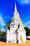 Bello tempio in Tailandia del sud Fotografie Stock Libere da Diritti