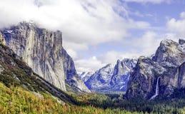 Bello Yosemite Fotografia Stock Libera da Diritti