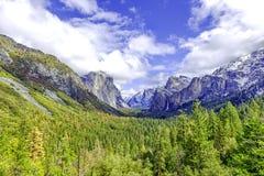 Bello Yosemite Immagini Stock Libere da Diritti