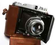 Bellows camera Royalty Free Stock Image