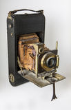 Bellows camera Stock Images