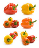 Bellpepper collection Stock Photography