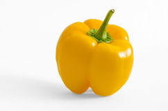 Bellpepper jaune vegatable Image stock