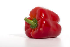 Bellpepper rosso Immagini Stock