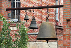 The bells. Of orthodox church Stock Photo