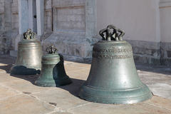 The bells Stock Photography
