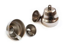 Bells. The bells. Objects over white Stock Image