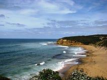 Bells Beach. Photo of bells beach, torquay Royalty Free Stock Photo