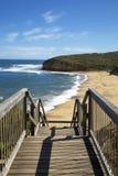 Bells beach in Australia Royalty Free Stock Image