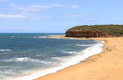 Bells Beach Royalty Free Stock Photography