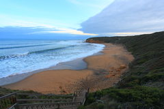 Bells beach Royalty Free Stock Images