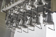 The bells in the bell tower of St. Michael's Cathedral in Kiev Stock Photography