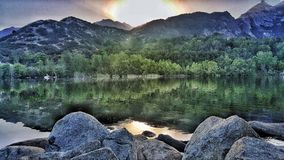 Bells Canyon Stock Photography