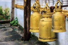 Bells dans des temples Photographie stock libre de droits