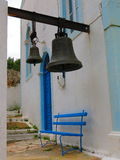 Bells dans l'allée Image stock