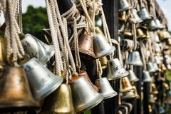 Bells de l'amour photo libre de droits