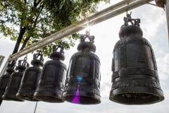 Bells et le soleil Photographie stock libre de droits