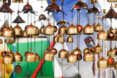Bells mobile. Stock Images