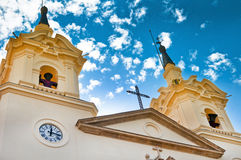 Bells of the Monastery of Fuensanta, Murcia, Spain Stock Photos