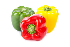 Bells peppers Royalty Free Stock Photography