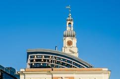 Bells at Riga City Hall Royalty Free Stock Photo