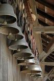 Bells sur l'affichage Photographie stock libre de droits