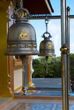 Bells at temples Royalty Free Stock Images