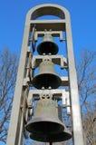Bells - Tsarevets Fortress - Veliko Tarnovo, Bulgaria. Stock Photo