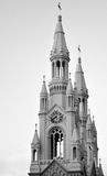 Bells towers of Saints Peter and Paul Church - San Francisco CA Royalty Free Stock Image