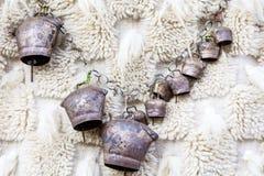 Bellss della mucca fotografia stock