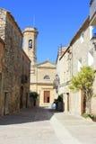 Belltall Tarragona Arkivfoton