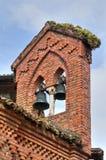 belltower εκκλησία γοτθική Στοκ Εικόνες