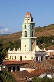 belltower παλαιά πόλη Τρινιδάδ της Κούβας Στοκ φωτογραφία με δικαίωμα ελεύθερης χρήσης