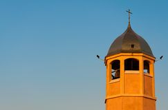 Belltower Royaltyfri Bild