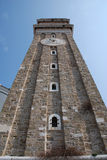 Belltower of Cerkev S. V. Giorgio Royalty Free Stock Photo