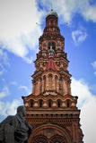belltower Chaliapin kościelny objawienia pańskiego feodor Zdjęcia Royalty Free
