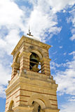 The belltower of the Chapel of St. George Stock Photo