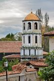 Belltower of the Church of St Constantine and Helena Stock Image
