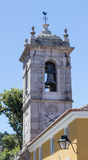 Belltower in the city of Sintra, Portugal Stock Photography